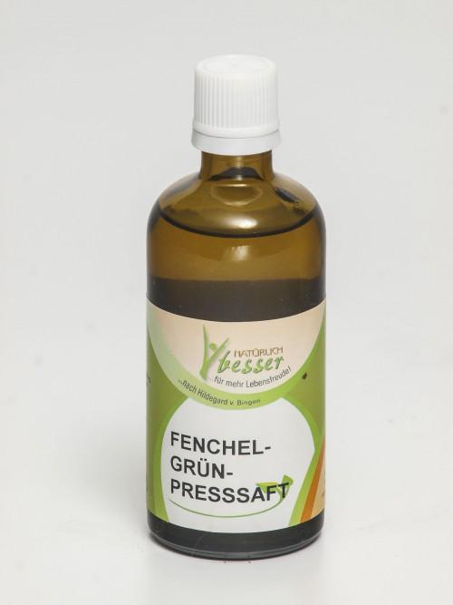 Fenchel Grün-Presssaft