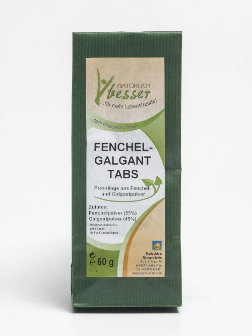 Fenchel Galgant Tabs