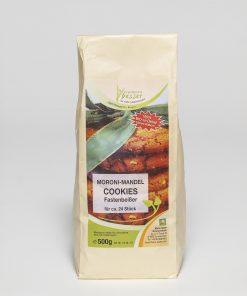 Maroni Mandel Cookies Fastenbeißer