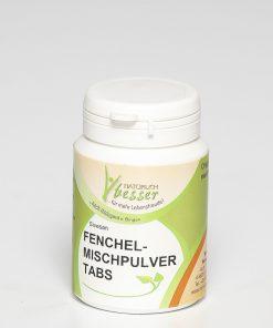 Fenchel Mischpulver Tabs
