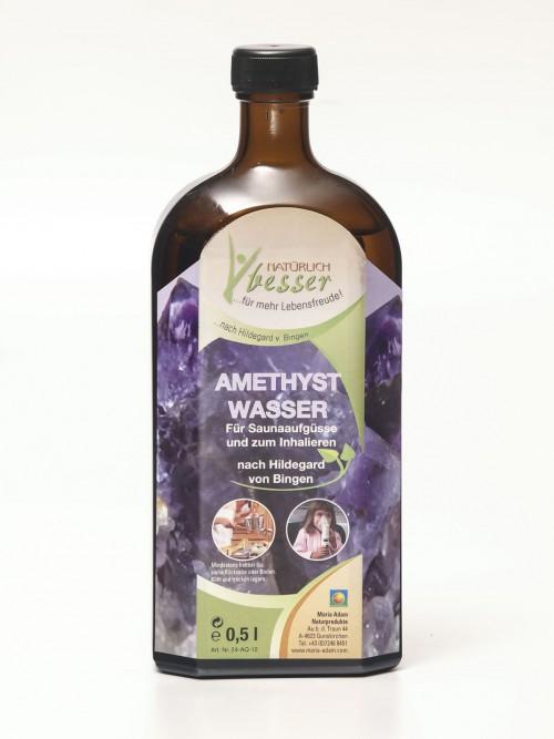 Amethyst Wasser