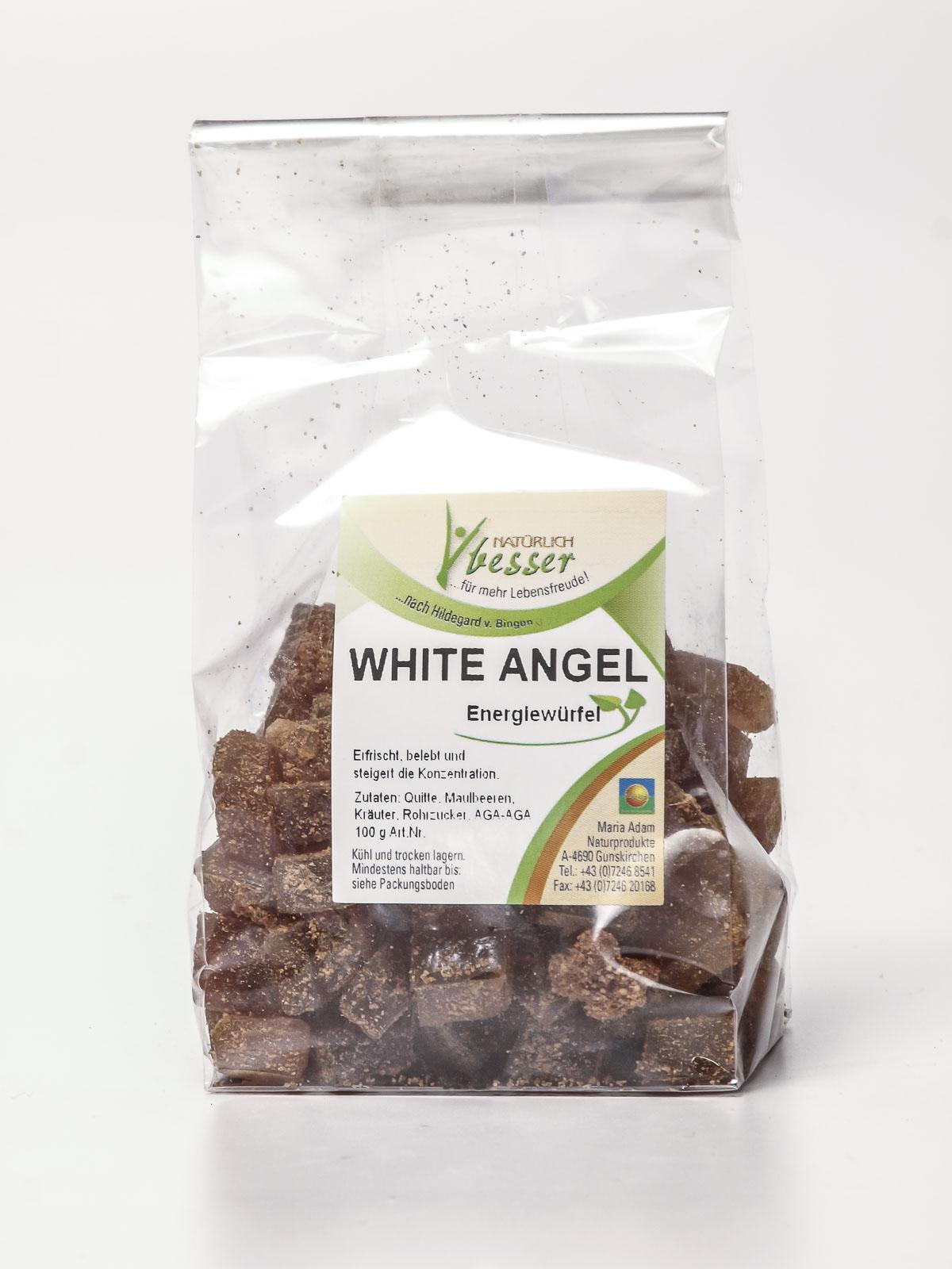 White Angel Energiewürfel