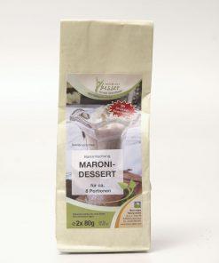 Maroni Dessert