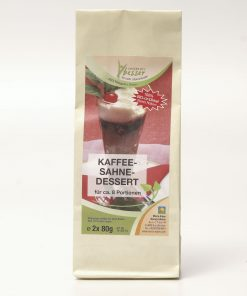 Kaffee Sahne Dessert