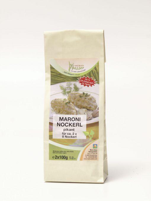 Maroni Nockerl