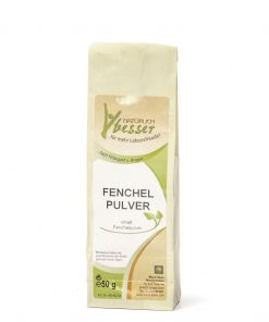Fenchel Pulver