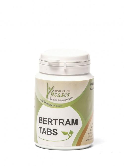 Bertram Tabs