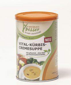 Vital-Kürbis-Cremesuppe