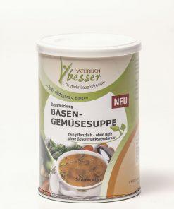 Basen Gemüsesuppe