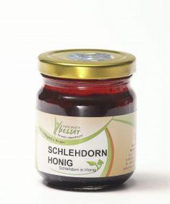 Schlehdorn Honig