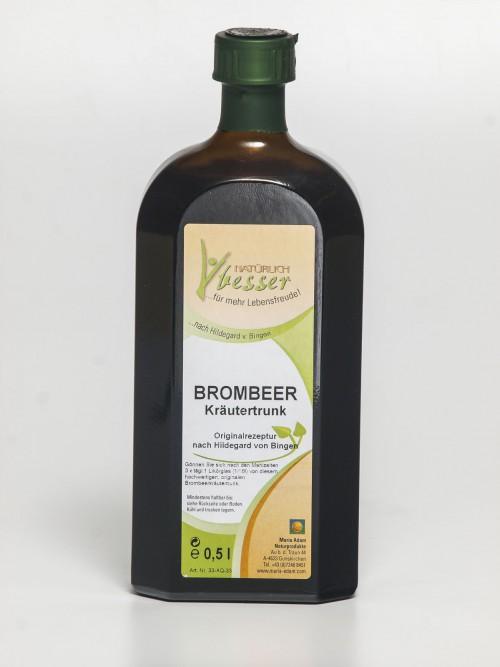 Brombeer Kräutertrunk