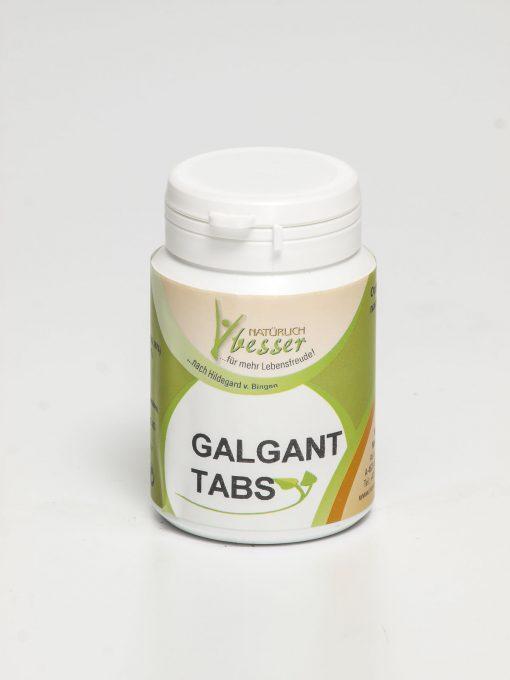 Galgant Tabs