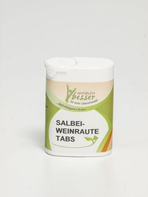 Salbei Weinraute Tabs