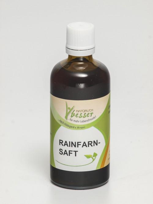 Rainfarn Saft