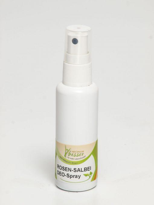 Rosen Salbei Deo Spray
