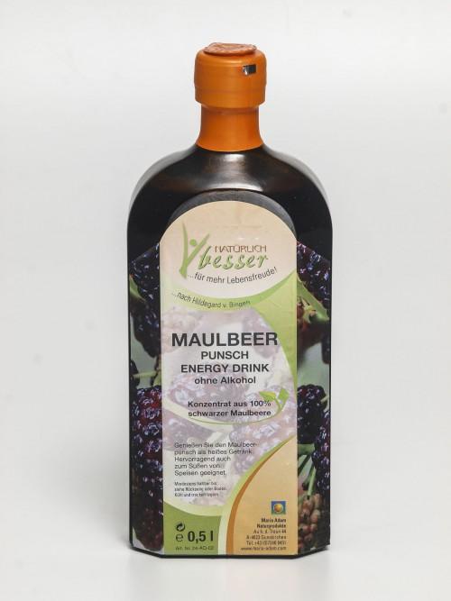 Maulbeer Punsch