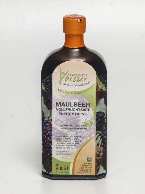 Maulbeer Vollfruchtsaft