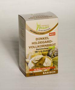 Dinkel Hildegard Vollkornbrot